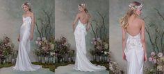 Elizabeth Fillmore Bridal  Fall 2015  Nadia