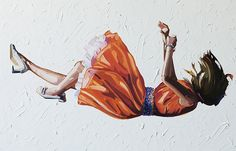 Striving for Perfection: Paintings by Kelly Reemsten | Inspiration Grid | Design Inspiration