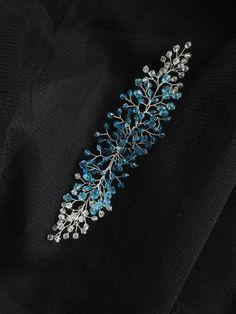 ozdoba do účesu Brooch, Jewelry, Fashion, Moda, Jewlery, Jewerly, Fashion Styles, Brooches, Schmuck