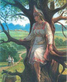 Finno-Ugric ancient clothes финно-угорского древняя одежда