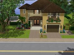 House for my sims