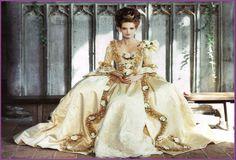 Модельер Basia Zarzycka. Свадьба в стиле рококо. - Свадьба