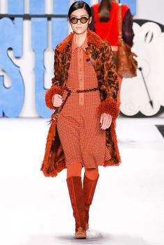 Anna Sui Fall 2012 Ready-to-Wear Collection Photos - Vogue