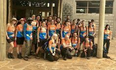 Here are our intrepid #TeamTenovus fundraisers about to begin their trek up Mount Kilimanjaro - best of luck to all of them we know they'll do us proud each and every one of them. Go team!  Thanks to @reallywildc for this photo  #goodluck #poblwc #charity #fundraising #tenovus #kilimanjaro #conquerkili #epic #challenge #mountain #africa #tanzania #inspirational #cancer