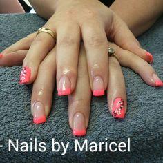 Nele Naturale overlays with gelish