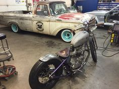 Patina FORD Triumph project