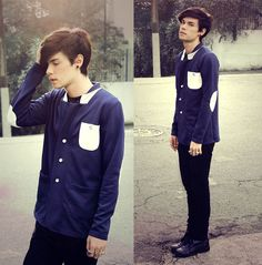Summertime Sadness (by Vini Uehara) http://lookbook.nu/look/3695473-Fashop-Modern-Unique-Cardigan-Summertime-Sadness