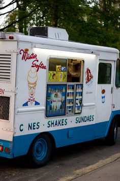 I have never forgotten how delicious Mister Softee ice cream was! We loved that ice cream truck. Those Were The Days, The Good Old Days, My Childhood Memories, Great Memories, I Remember When, Jersey Girl, Ol Days, Good Ole, My Memory