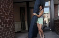 Columbia Student Emma Sulkowicz's Mattress Performance: Carry that Weight, builds on Legacy of Activist Performance