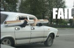 Transportation FAIL