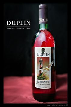 Duplin wine, Carolina Red...simply the best...