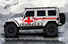 TeraFlex Jeep - love this.