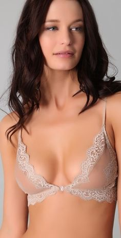 only hearts so fine lace bralette. This is the second prettiest bra I have ever seen.