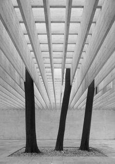 Nordic Pavilion, Sverre Fehn, Biennale di Venezia Venice Italy 1960 #pavilionarchitecture