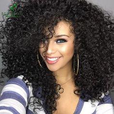 새로운 도착 말레이시아 곱슬 곱슬 머리 7A 곱슬 곱슬 처녀 머리 3 번들 처녀 곱슬 곱슬 머리 100% 인간의 머리 곱슬 곱슬