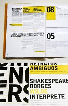 Typography | AisleOne. Journal or magazine graphics #DPI