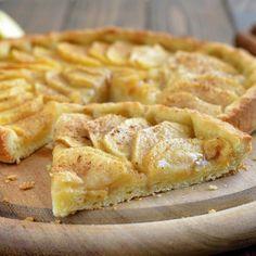 Torta de maçã classica