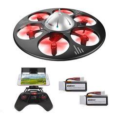 £45.99 http://drakemoran.kinja.com/todays-best-deals-udi-u845-ufo-wifi-fpv-drone-with-hd-c-1794668898?rev=1493223528652# for £45.99 using code:TKPKFKS8[Sale Date 27/04/2017-05/05/2017]