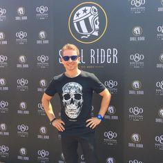 Lorenzo for Skull Riders Inc. ~~~ Presentación de @skullriderinc en la @080_bcn_fashion! / @skullriderinc presentation at #080bcnfashion!