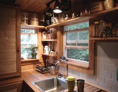 Kitchen Goals!  #newaccount #tinyhome #tinyhouse #tinylivingroom #homegoals #romantichome #dreamhome #cutehome #likegram #like4like #likebackteam #cute #followme #livingroom #home #homesweethome #romantichome #relationshipgoals #smallhouse #smallhome #window #windowview #outside #inside #stairs #allyouneed by pocketsizehomes
