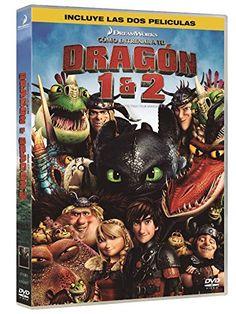 Cómo entrenar a tu dragón 1 y 2. (Pack). Disponible en: http://xlpv.cult.gva.es/cginet-bin/abnetop?SUBC=BORI/ORI&TITN=1441059