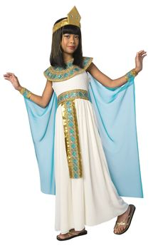 Cleopatra Child Costume from BuyCostumes.com