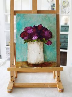 """See our site for additional details on """"abstract art paintings diy"""". It is an outstanding spot for more information. Love Painting, Painting Flowers, Painting Styles, Abstract Flowers, Abstract Art, Acrylic Flowers, Fashion Painting, Arte Floral, Art For Art Sake"""