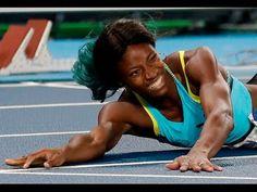 Olympics 2016: Shaunae Miller Dives Across Line To Beat Allyson Felix Fo...