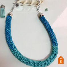 We on Facebook: http://ift.tt/2jRHDjd Beautiful Beaded Jewelry #underbeads by @underbeads Check our #AmazingPhoto WEBSTA: Collar Bead crochet en degradado azul y turquesa Copy #collar #accesorios #beadcrochet #turquesa #abalorios #complementos #outfit #etsyfinds #etsyjewelry #handmade #pulserasdemoda #collaresdemoda #accessories #accesories #accessorize #lasenza #fashiondesigner #diseñoespañol #echoamano #designer #fashionmodel #sunset #summertime #makeup #bedroom #bedroomdecor #collection…
