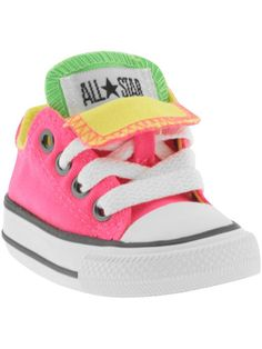 Piperlime | Chuck Taylor All Star Double Tongue Ox (Infant/Toddler)