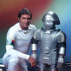 Buck Rogers and Twiki