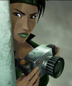 Jade Reporter (Beyond good and evil)