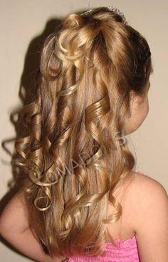 Flowergirl Hair Accessories