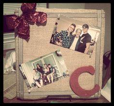 Cork board :)