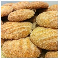 Homemade and easy vanilla cookies - xccccbjbkl - My Recipes, Mexican Food Recipes, Sweet Recipes, Cookie Recipes, Mexican Sweet Breads, Mexican Bread, Brownie Cookies, Cake Cookies, Mexican Cookies