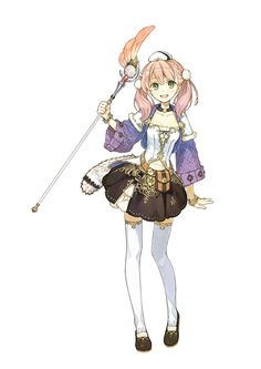 Escha Malier - Atelier Wiki ★ || CHARACTER DESIGN REFERENCES™ (https://www.facebook.com/CharacterDesignReferences & https://www.pinterest.com/characterdesigh) • Love Character Design? Join the #CDChallenge (link→ https://www.facebook.com/groups/CharacterDesignChallenge) Share your unique vision of a theme, promote your art in a community of over 50.000 artists! || ★