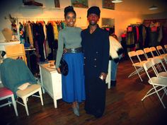 Go and find out where the designer of Theophilio found inspiration for his line. www.herrunwayy.blogspot.com