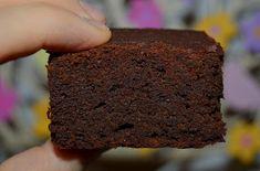Mlsná máma : Dýňové brownies - veganské a bez lepku