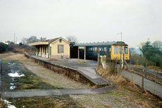 Disused Stations: Gunnislake Station Abandoned Train, Abandoned Buildings, Old Train Station, Train Stations, Disused Stations, Tavistock, Steam Railway, Devon And Cornwall, British Rail