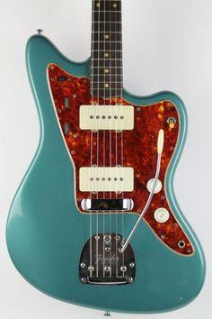 1960s aqua   Fender Jazzmaster 1960 Ocean Turquoise image