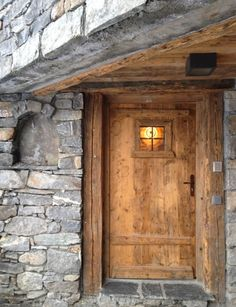 chalet door - Google Search