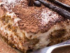 Tiramisú Tiramisu Recipe, Hand Pies, Chocolate Recipes, Sweet Tooth, Cheesecake, Food And Drink, Yummy Food, Favorite Recipes, Cooking