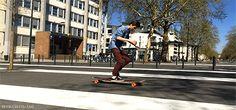 Longboard style. #fridom #longboard #skate