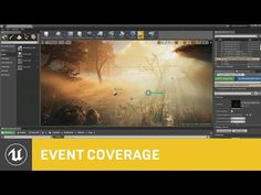 Volumetric Fog and Lighting in Unreal Engine 4 | GDC 2018 | Unreal Engine - YouTube