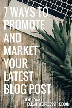 Want to drive targeted traffic to that blog post that you just spent hours writing? Here are seven different ways to not only drive traffic but drive targeted traffic directly to your blog! #blogmarketing#blogtraffic#growyourblog