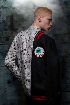 The Mishka Spring 2013 Campaign Stars Shaun Ross #streetwear #style trendhunter.com