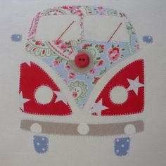 Applique: I like the white space