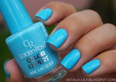 natalia-lily: Beauty Blog: GOLDEN ROSE Color Expert nr 43
