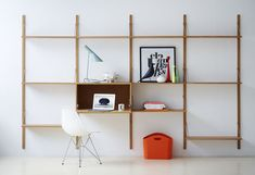 Royal modular shelving system by Poul Cadovius