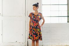 Win a simple dress pattern - Mollie Makes
